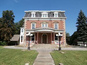 Kathy Dawson's Romance Workshop at the Steele Mansion Inn in Painesville, Ohio