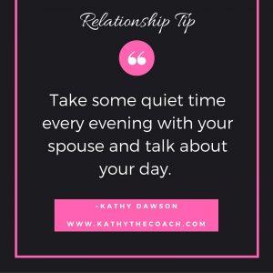 relationship coaching tip