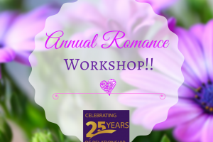 Coach Kathy's 25th Annual Romance Workshop!