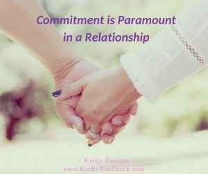 commitment in a relationship