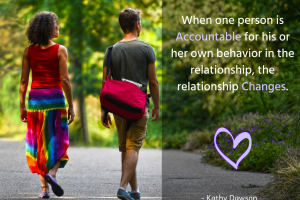 The Relationship Power Behind One Partner's Accountability