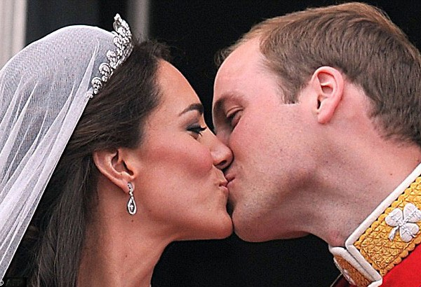 Marriage of William and Kate