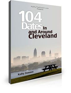 104 Dates In And Around Cleveland by Kathy Dawson