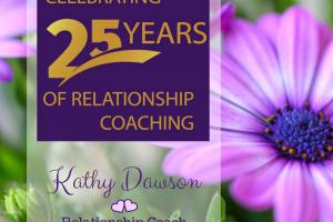 25 years for Kathy Dawson in relationship coaching