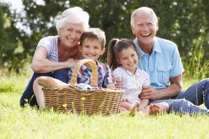 grandparents who spoil grandkids